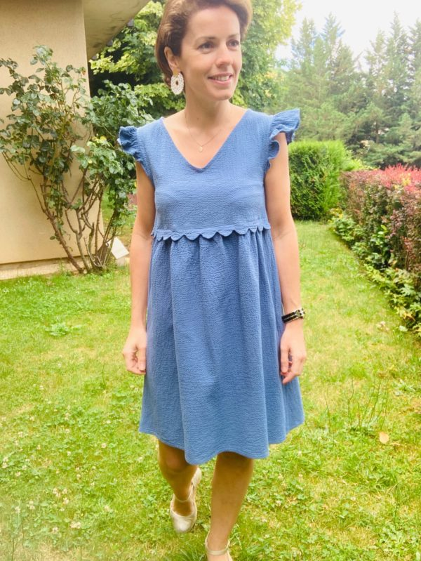 robe-festons-couture-femme-vetement-bcouture-lyon-creation-robe